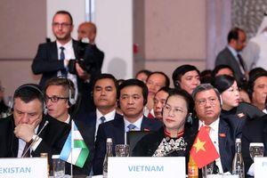Việt Nam ủng hộ hợp tác với các nghị viện Á Âu