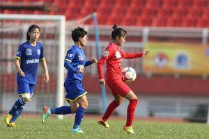 Nữ Hà Nội và TP.HCM sẽ tranh chung kết?