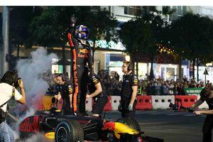 Việt Nam sẽ chi 60 triệu USD để tổ chức đua xe F1 tại Hà Nội