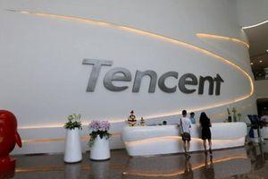 Mất 220 tỉ USD, Tencent phá kỷ lục đáng xấu hổ