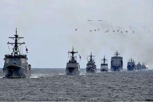 13 nước tham gia duyệt binh hải quân quốc tế tại Hàn Quốc
