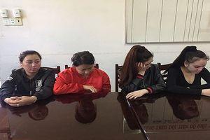 Bắt 4 nghi phạm hành hùng nữ nhân viên Spa