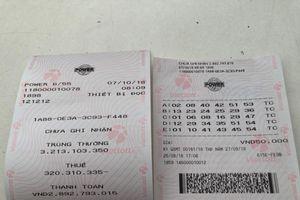 Một khách hàng từ Quảng Bình trúng Vietlott hơn 3 tỷ đồng