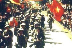 Ngày 10/10, Quân đội nhân dân Việt Nam đã tiếp quản Thủ đô qua bao nhiêu cửa ô?