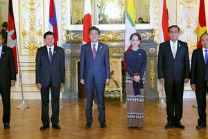Việt Nam cam kết cùng Nhật Bản và các nước Mekong thúc đẩy hợp tác kinh tế