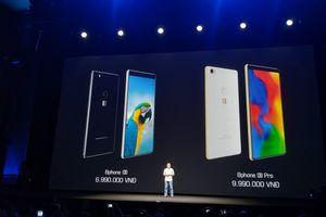 Bphone 3 chính thức có mặt tại thị trường với giá chấp nhận được