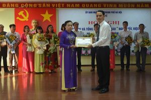 Phát huy gương sáng 'Người tốt, việc tốt' ngành y tế Hà Nội năm 2018