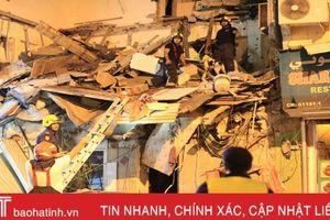 Sập nhà ở Bahrain khiến ít nhất 34 người thương vong
