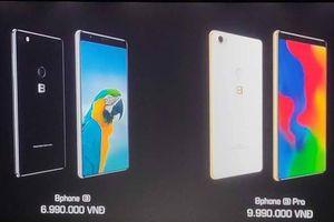 Bphone 3 giá 6,99 triệu, camera AI có trước Apple