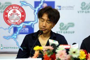 Bị sa thải, HLV Toshiya Miura dọa kiện CLB TP.HCM?