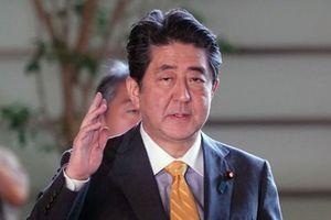 Thủ tướng Nhật Bản Shinzo Abe công du châu Âu vào tuần tới