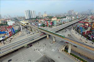 Hà Nội giữ vững nhịp tăng trưởng, hướng tới một thành phố văn minh, xứng tầm Thủ đô