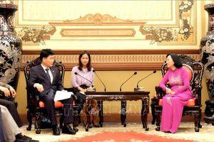 Thúc đẩy hợp tác giữa TP Hồ Chí Minh và tỉnh Gyeonggi, Hàn Quốc