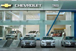 Hàng loạt mẫu xe Chevrolet giảm giá sâu 'chống ế' trong tháng 10