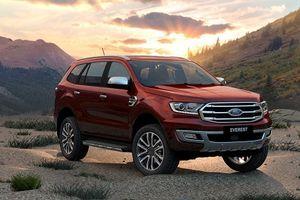 SUV Ford Everest 2019 lập kỷ lục bán hàng, gần 550 chiếc trong tháng đầu tiên ra mắt