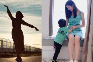 Rộ tin 'Tiểu Long Nữ' Trần Nghiên Hy mang thai lần hai, khoe khéo tin vui trên mạng xã hội?