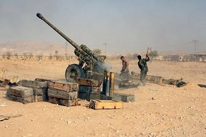 Quân đội Syria thương vong nặng nề, 15 binh sĩ thiệt mạng ở Al-Safa