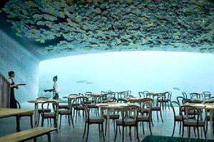 Nhà hàng dưới nước lớn nhất thế giới