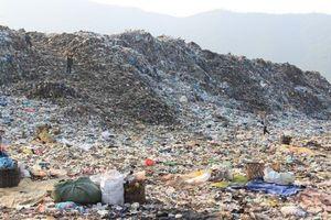 Đà Nẵng: Chính quyền dự kiến di dời bãi rác Khánh Sơn vào năm 2022