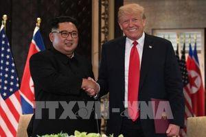Tổng thống Trump: Hội nghị thượng đỉnh có thể tổ chức ngay tại Mỹ hoặc Triều Tiên
