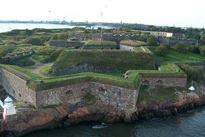 Pháo đài Suomenlinna