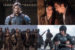 'Đại chiến thành Ansi': Nam Joo Hyuk mưu tính ám sát Jo In Sung nhưng 'lật kèo' phút cuối