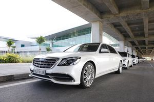 Trải nghiệm công nghệ Mercedes S-Class, tiện nghi dành cho 'ông chủ'