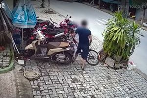 Clip: Phi vụ chôm đồ của tên trộm thiếu 'tố chất' khiến dân mạng bật cười