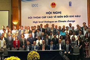 Hội nghị đối thoại cấp cao về Biến đổi khí hậu: Nhiệt độ toàn cầu tăng 1,5 độ C