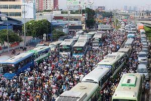 TP. HCM chi 96.000 tỷ đồng giảm ùn tắc giao thông