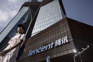 Tencent tuột khỏi top 10 công ty vốn hóa lớn thế giới