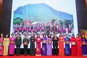 15 tập thể, cá nhân nhận Giải thưởng Phụ nữ Việt Nam