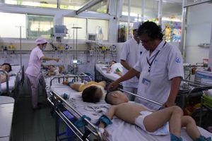 TP.HCM chỉ đạo tăng cường phòng chống, không để lây lan bệnh tay chân miệng