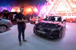 Khám nhanh Audi A7 Sportback 2018 tại Singapore