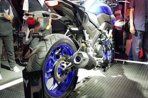 Yamaha MT-15 2019 hoàn toàn mới trình làng, giá từ 69,5triệu VNĐ
