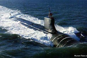 Top 10 tàu ngầm tấn công lợi hại nhất thế giới