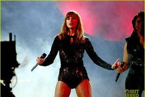 Taylor Swift trình diễn bốc lửa, mở màn American Music Awards 2018