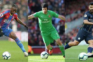 Đội hình xuất sắc nhất Premier League 2018/2019 qua con số thống kê