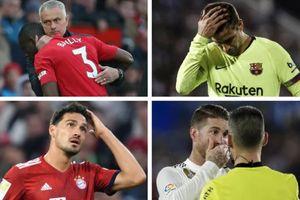MU, Real, Barca, Bayern bết bát: 4 CLB giàu nhất thế giới trong cơn khủng hoảng