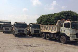 Đoàn xe tải làm loạn trên quốc lộ, chống đối cảnh sát Quảng Ninh bị phạt gần 23 triệu đồng