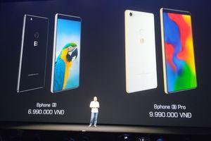 Bkav ra mắt Bphone 3 với giá bán từ 6.990.000 đồng
