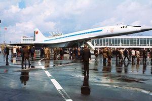 Lật lại hồ sơ vụ rơi máy bay siêu thanh Tu-144 năm 1973