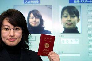 Hộ chiếu Nhật Bản chiếm ngôi vương của Singapore