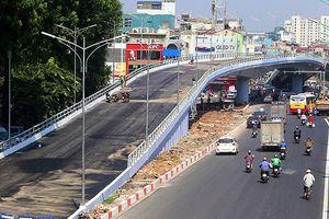 Hà Nội thông xe cầu vượt nút giao An Dương - Thanh Niên