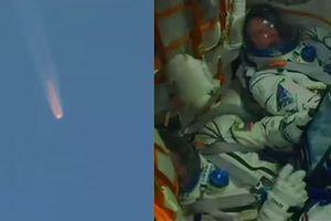 Tên lửa đẩy gặp sự cố, tàu vũ trụ Nga phải hạ cánh khẩn cấp