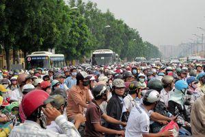 Chuyên gia muốn mở rộng Sài Gòn đến giáp sông Vàm Cỏ Đông ở Long An