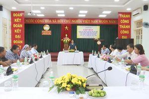 Đà Nẵng: Gặp mặt đại biểu đi dự Đại hội Đại biểu người công giáo Việt Nam