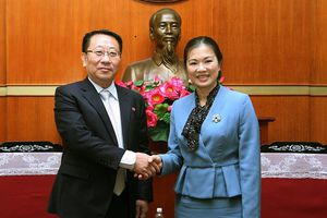 Thúc đẩy mối quan hệ hữu nghị Việt Nam - Triều Tiên