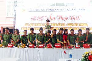 Hội chợ 'Ẩm thực Việt' gây quỹ ủng hộ phụ nữ, trẻ em nghèo
