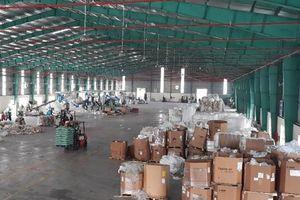 Hơn 15.000 container phế liệu đang lưu tại các cảng